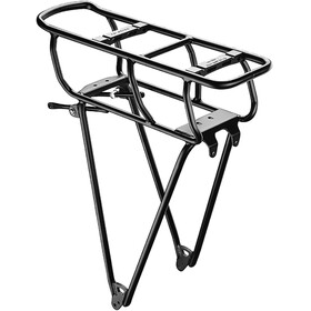 "Racktime E-Rack Bike Rack For Shimano Steps 26"" black"